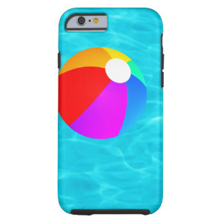 Beach Ball Tough iPhone 6 Case