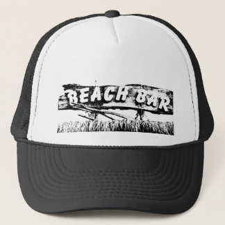 Beach Bar Trucker Hat