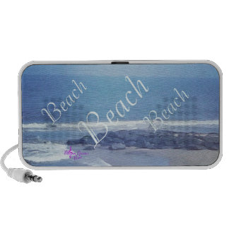 Beach Beach Beach Mini Speaker