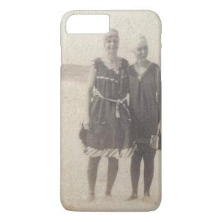 Beach Beauties 1920s Vintage Photograph iPhone 8 Plus/7 Plus Case
