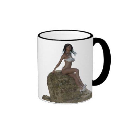Beach Beauty Marie Mug