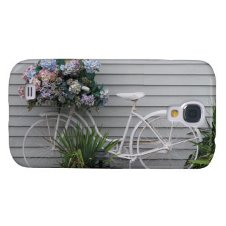 Beach Bicycle Galaxy S4 Case