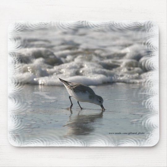 Beach Bird Mousepad