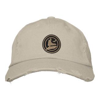 Beach Blades Embroidered Hat