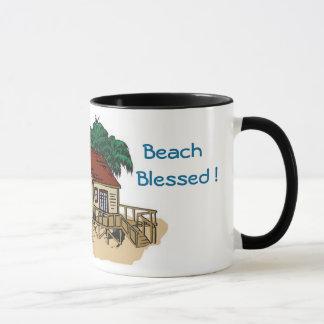 Beach Blessed Mug