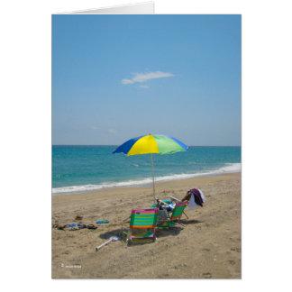 Beach Bliss Card