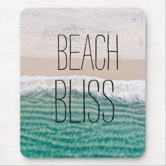 Beach Bliss Mouse Mat