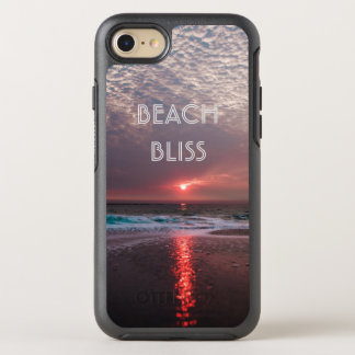 Beach Bliss Tropical Paradise Sunset OtterBox Symmetry iPhone 8/7 Case