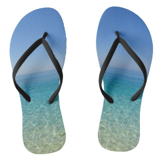beach blue sea water summer nature texture pattern flip flops