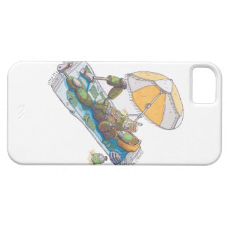 Beach Bot Case For The iPhone 5