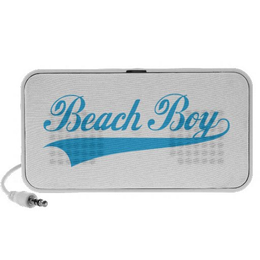 Beach boy, word art, text design for t-shirt speaker system