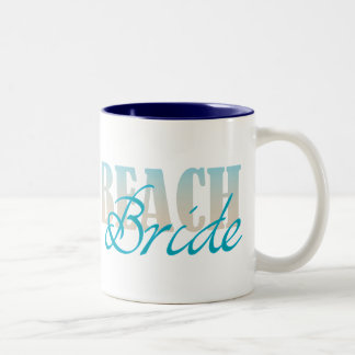 Beach Bride Coffee Mug