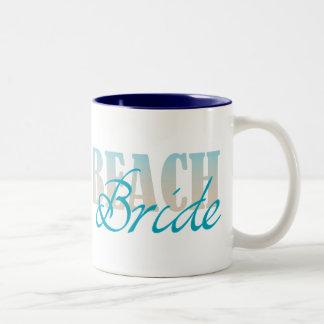 Beach Bride Coffee Mug