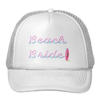 Beach Bride Hat