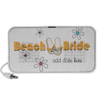 Beach Bride Music Computer Speakers