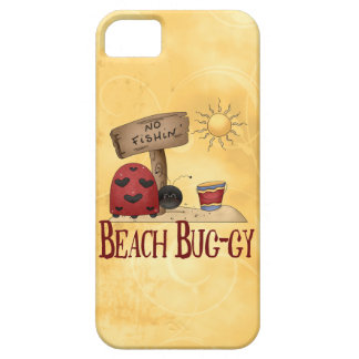 Beach Bug-gy iPhone 5 Cover
