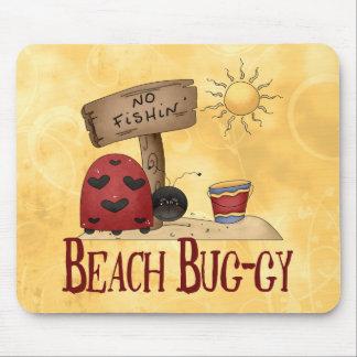 Beach Bug-gy Mouse Mat