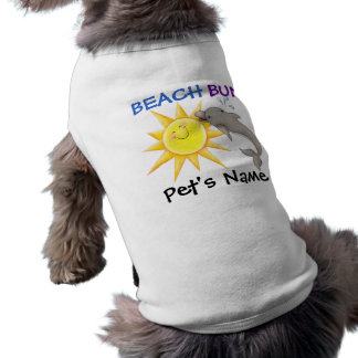 Beach Bum by SRF Shirt