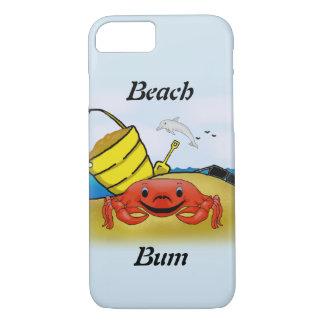 Beach Bum Cell Phone Case