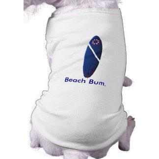 Beach Bum Dog Clothes