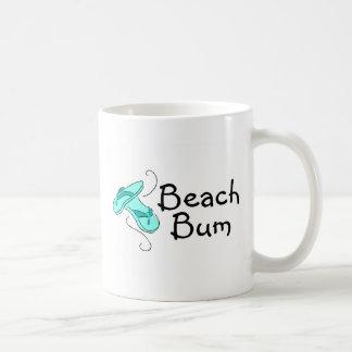 Beach Bum Flip Flops Mug