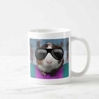 Beach bum guinea pig mug