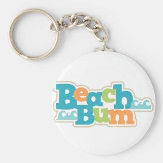 Beach Bum Key Ring