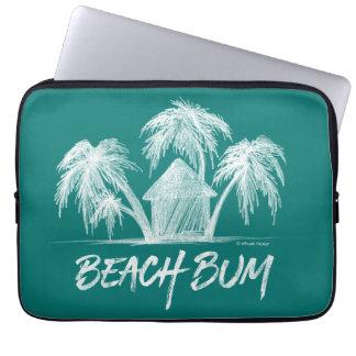 Beach Bum Laptop Sleeve