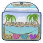 Beach Bum Macbook Pro Sleeve