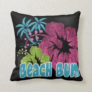 Beach Bum Pillow Cushions