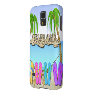 Beach Bum Samsung Galaxy S5 Barely There Case