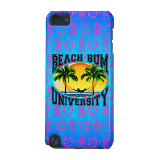 Beach Bum University iPod Touch 5G Covers