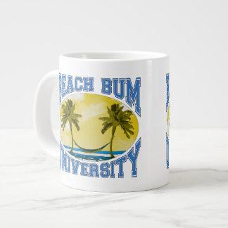 Beach Bum University Jumbo Mug