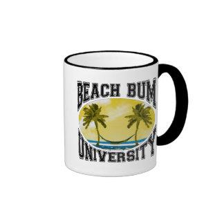Beach Bum University Mug