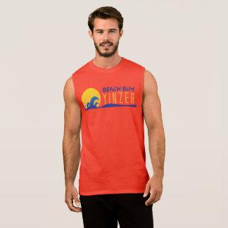 Beach Bum Yinzer Design T-Shirt