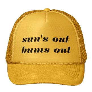 Beach Bums Love the Sun Cap