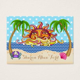 Beach Business Card 2 - SRF