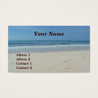 Beach - Business Cards