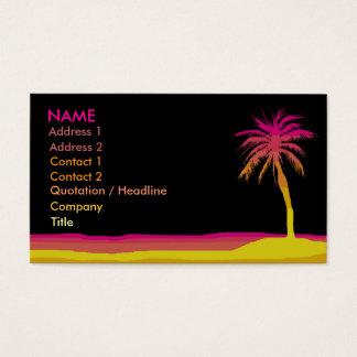 Beach Business / Profile Card