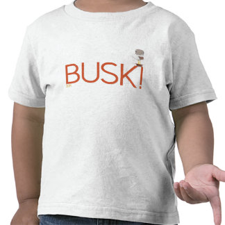 Beach Busk Seagull Ukulele T Shirts