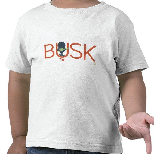 Beach Busk's Ukelele Whaley Tshirt