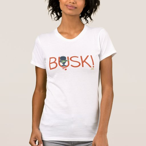 Beach Busk's Ukelele Whaley T Shirts