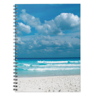 Beach Caribbeanbeach Notebook