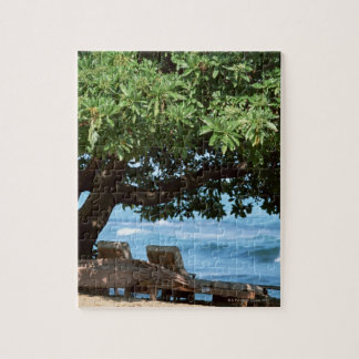 Beach Chair 2 Jigsaw Puzzle
