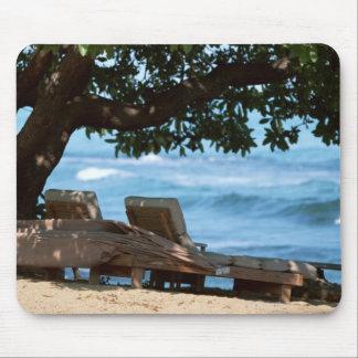Beach Chair 2 Mouse Pad