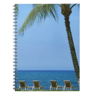 Beach Chair 3 Notebook