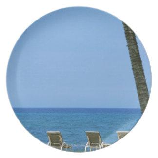 Beach Chair 3 Plate