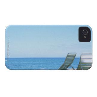 Beach Chair 4 iPhone 4 Case-Mate Case