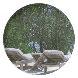 Beach Chair 5 Plate