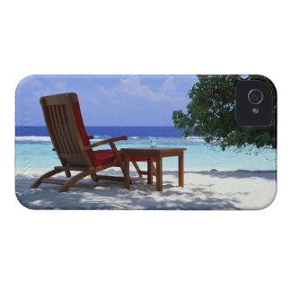 Beach Chair 6 iPhone 4 Covers